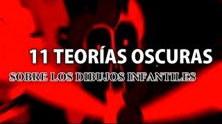 11 TEORÍAS OSCURAS sobre los dibujos animados infantiles thumbnail