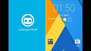 CyanogenMod 13 Android 6.0.1 Marshmallow ROM for Samsung Galaxy grand Duos GT-I9082