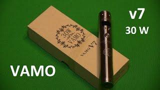 Электронные сигареты-Батарейный мод VAMO V7 30W(Купить VAMO V7 30W Variable Wattage Electronic Cigarette Mod можно в Китайском интернет-магазине Banggood ..., 2015-03-10T11:45:44.000Z)