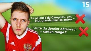 LES 5 *MYTHES* DU FOOTBALL ! ⚽