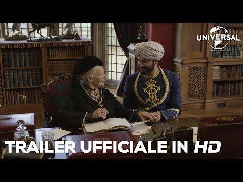 Vittoria e Abdul - Trailer Italiano Ufficiale Italiano