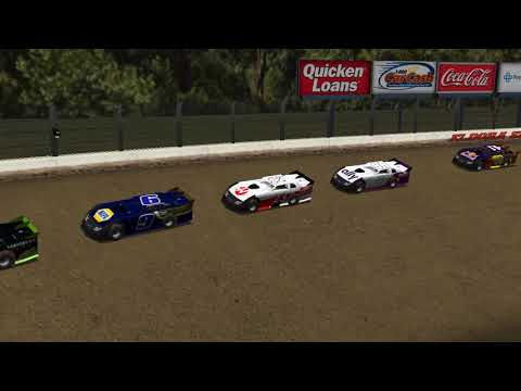 Heat 1 at Eldora Speedway