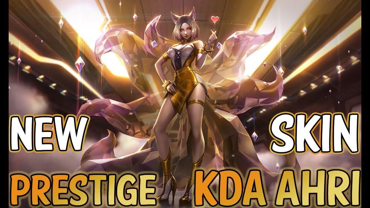 New Skin Prestige Kda Ahri Buff Akali Sylas Rework Kayle