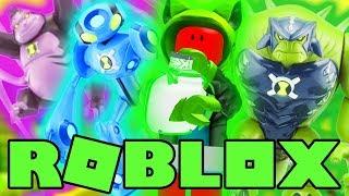 Roblox Ben 10 - BECOMING EVERY ULTIMATE ALIEN! (Roblox Ben 10 Fighting Game)