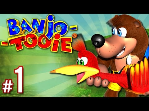 Banjo Tooie – 100% Adventure Again! | PART 1 | ScykohPlays