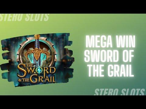 MEGA WIN - Sword of the Grail