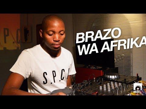 Brazo Wa Afrika with your #LunchTymMix