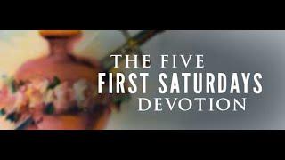 The Five First Saturdays - CatholicKids101.com