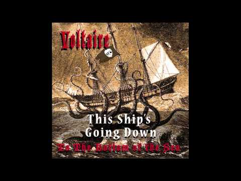 Aurelio Voltaire - This Ship's Going Down (OFFICIAL)