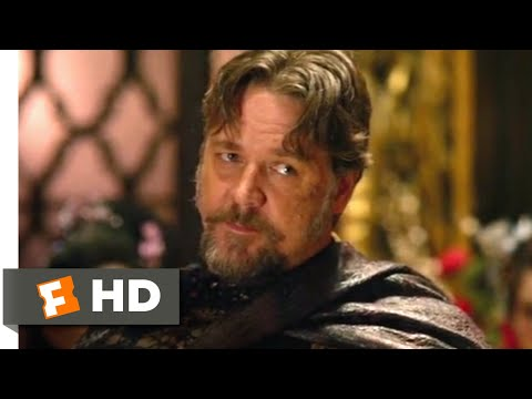 The Man With The Iron Fists (2012) - My Name Is Mr. Knife! Scene (1/10) | Movieclips