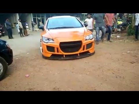 Modified Cars In Kerala