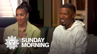 Jamie Foxx on playing (and being) an embarrassing dad
