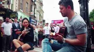 Rodrigo y Gabriela Busking - Grafton St. Dublin - June 2014 ...