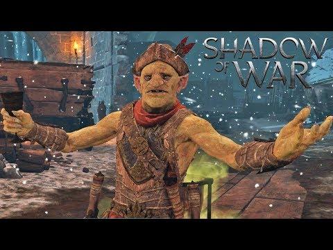 Terra-Média Sombras da Guerra #12: O Banquete dos Orcs
