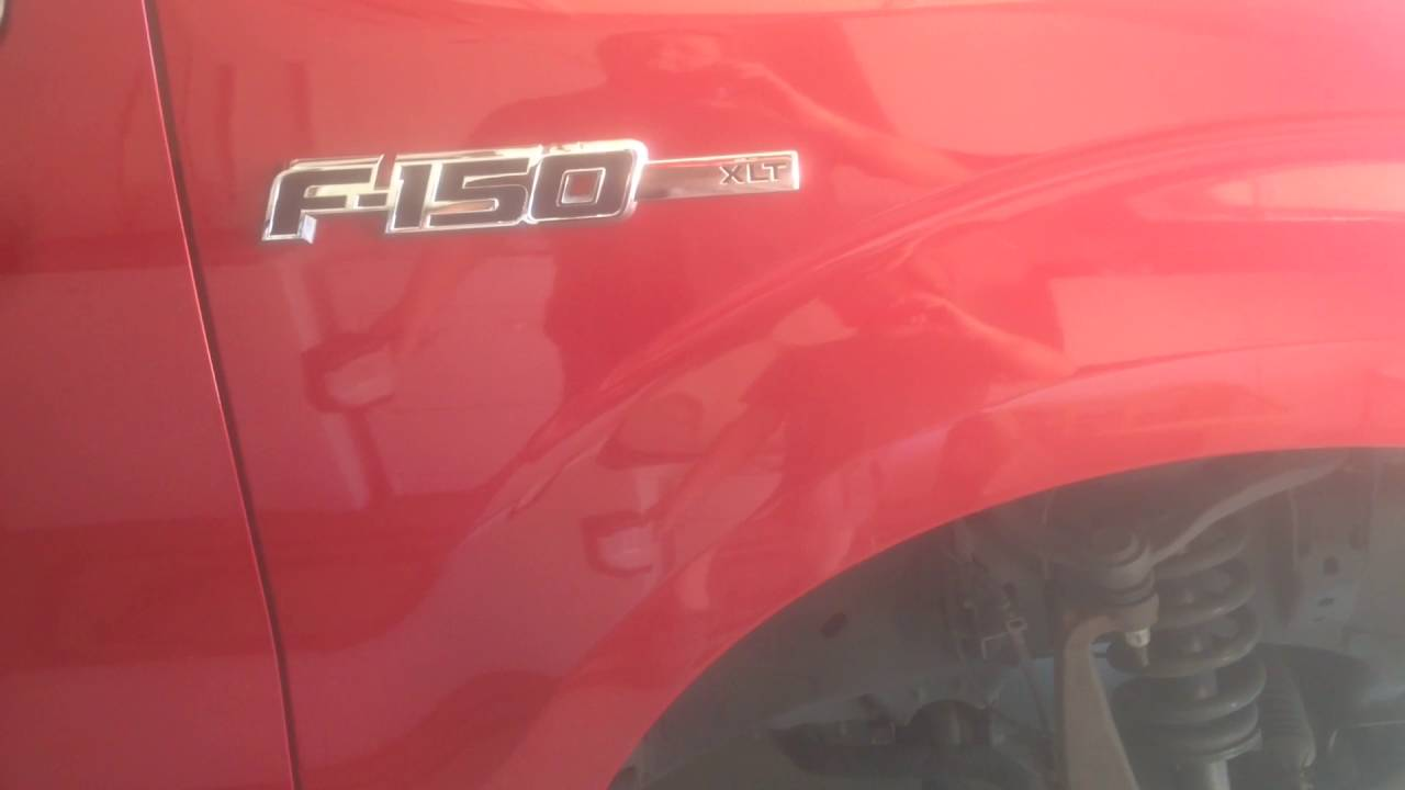 2010 Ford F 150 Ac Drain Location Youtube