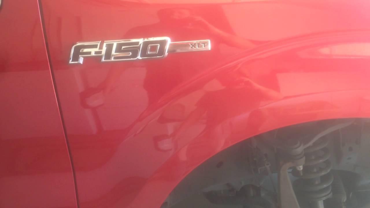 2010 Ford F 150 Ac Drain Location Youtube 2007 Fx4 Fuse Diagram 5 4 F150