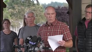 Raw: Family Press Conference For Suicidal Mechanic Who Stole Plane In Seattle