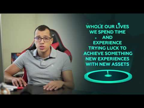 Volodymyr Panchenko, the CEO and founder of DMarket talks about the project
