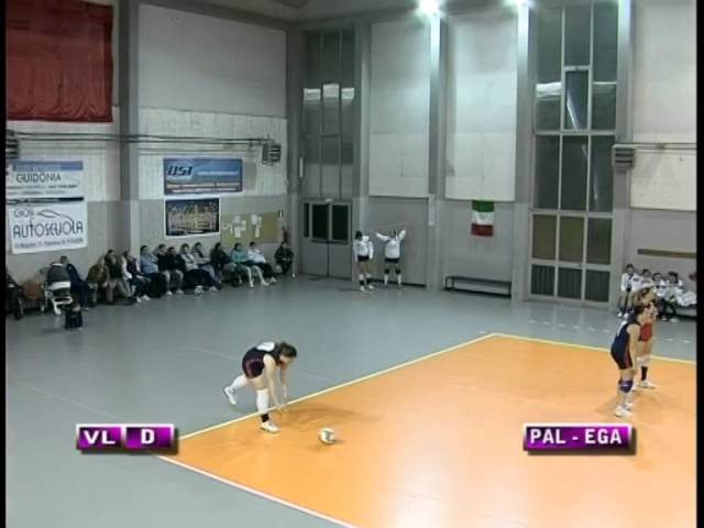 GSD Palombara vs Egan Volley - 4° Set