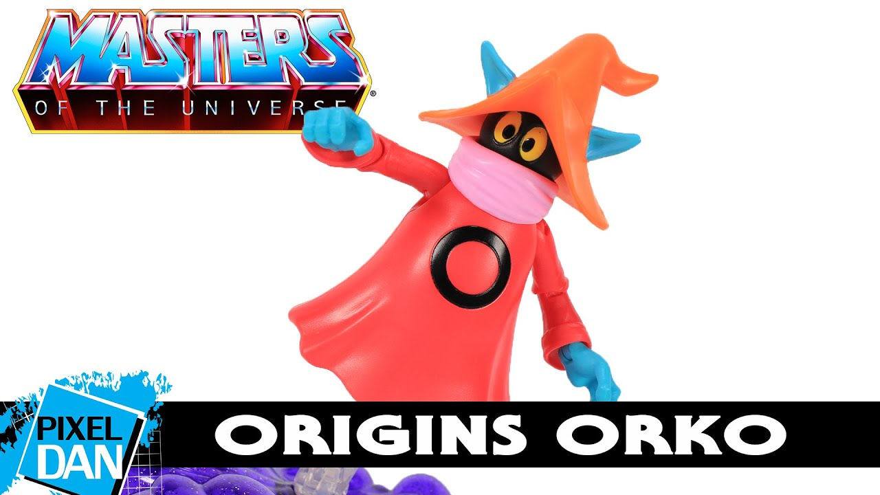 Orko Action Figure Review | Masters of the Universe Origins
