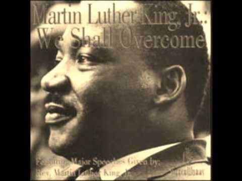 """Martin Luther King Jr. On What It Means To """"love Your Enemies""""."""