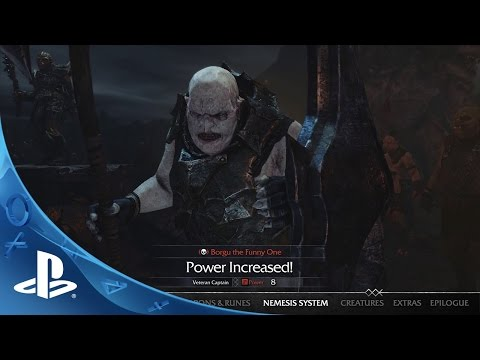 Middle-earth: Shadow of Mordor -- 101 Trailer | PS4