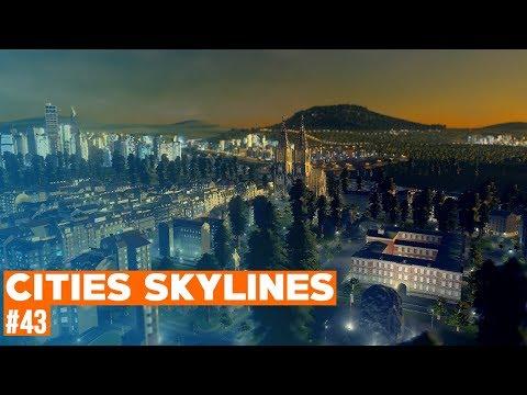 Cities Skylines #43 | OSIEDLE EUROPEJSKIE |