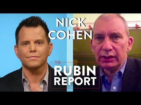 Nick Cohen and Dave Rubin Discuss the Regressive Left, Free Speech, Radical Islam [Full Interview]