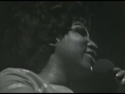 Aretha Franklin Love The One You're With