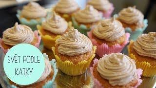 Nutellové cupcakes