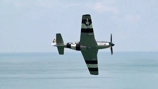 "🇺🇸 Pure P-51 Mustang Whistle Sounds "" Angels On Our Shoulders """