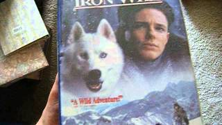 clamshell vhs movie review - iron will