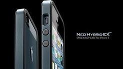 iPhone 5s Spigen sgp bumper case review Neo Hybrid EX slim & more *new color* Metal slate