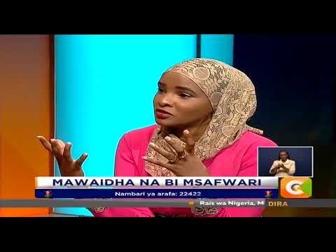 Bi Mswafari: Kuna wengine waliachana baada ya wiki mbili, wakiwa honeymoon