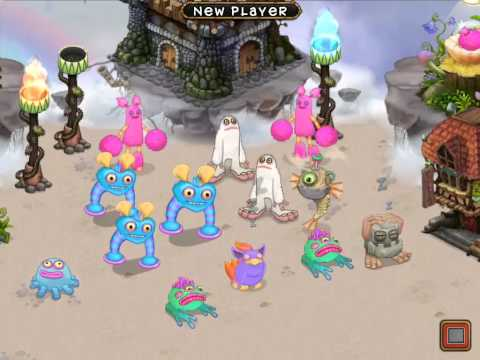 New Player's –í–æ–∑–¥—É—à–Ω—ã–π –û—Å—Ç—Ä–æ–≤