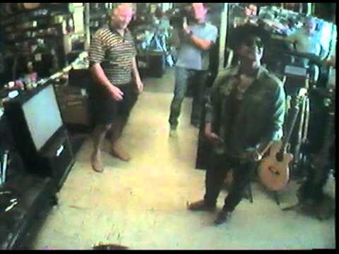 Bruno Mars Goes Guitar Shopping in L.A