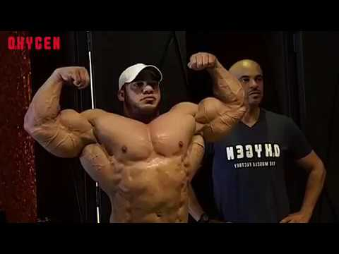 Big Ramy 9 Weeks Out Mr Olympia 2017 !