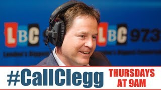 Call Clegg - 3rd October 2013