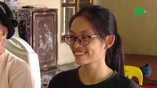 Nữ sinh vùng quê nghèo là thủ khoa khối D1 | VTC14