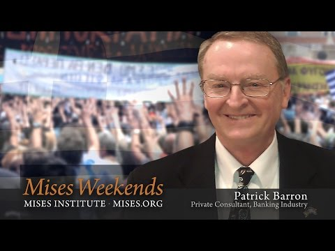 Patrick Barron: The Greek Crisis and the Impossibility of the Euro