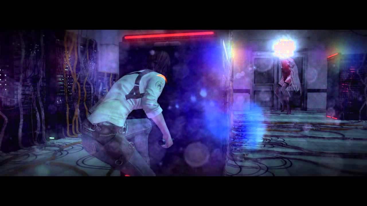 The Evil Within [DLC1] [Ch1 KURAYAMI] Shade (Light Woman) Boss ...