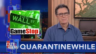 Quarantinewhile... Dueling GameStop Movies Will Compete To Tell The Story Of Wall Street's Wild Ride