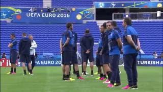Italy at Stade de Lyon - 12.06