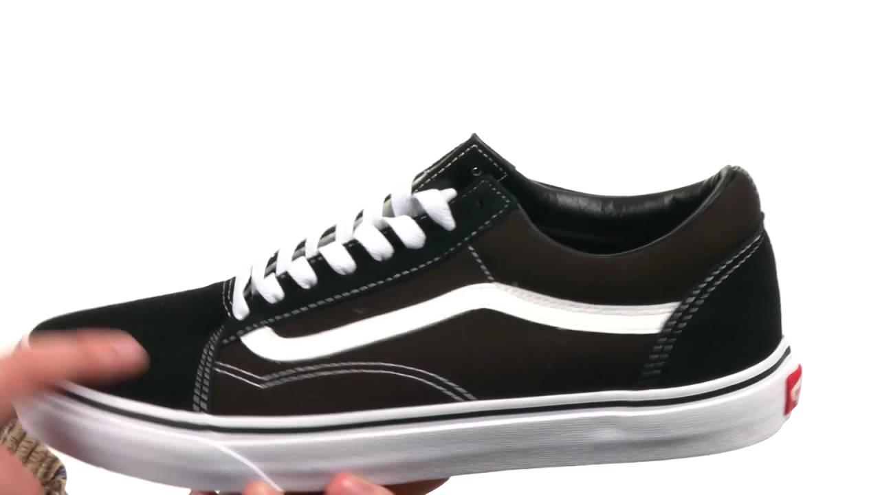 9646f2465f64 Vans Old Skool™ Core Classics SKU 103789 - YouTube