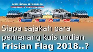 vuclip Siapakah Pemenang Undian Frisian Flag 2018?