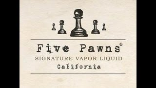 Five Pawns: A Look Inside the Johnnie Walker of eJuice