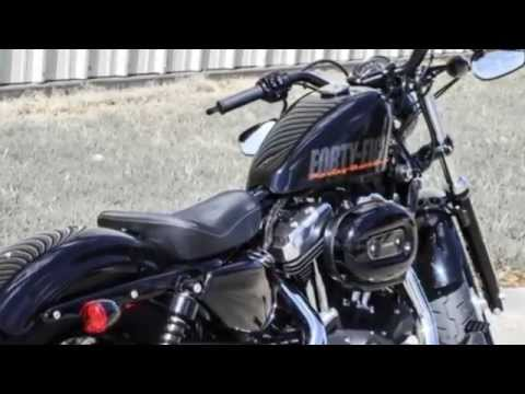 2014 harley davidson sportster 48 for sale angleton tx xl1200x 979 849 3681 black youtube. Black Bedroom Furniture Sets. Home Design Ideas
