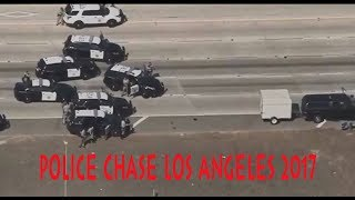 police chase los angeles 2017