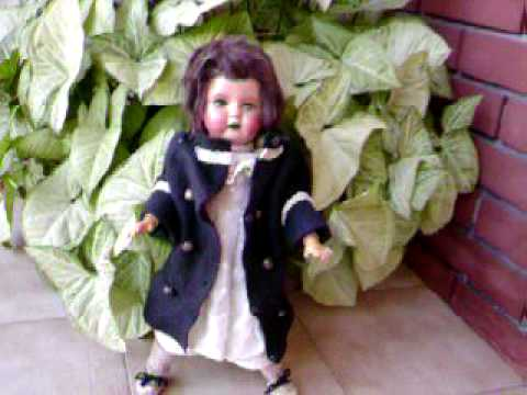 ANTIQUE MARILU DOLL MADE IN ARGENTINA