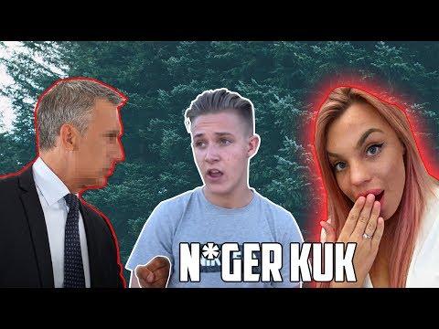 Youtuber Attackerad av RASIST, Jonna säger N*ger kuk på snapchat, Clueless Swede